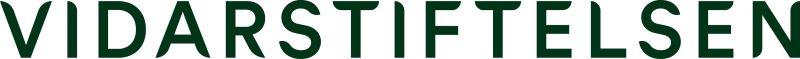 Vidarstiftelsen logo